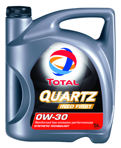 TOTAL QUARTZ INEO FIRST 0W-30